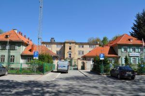 Dawna siedziba PUBP w Olecku.