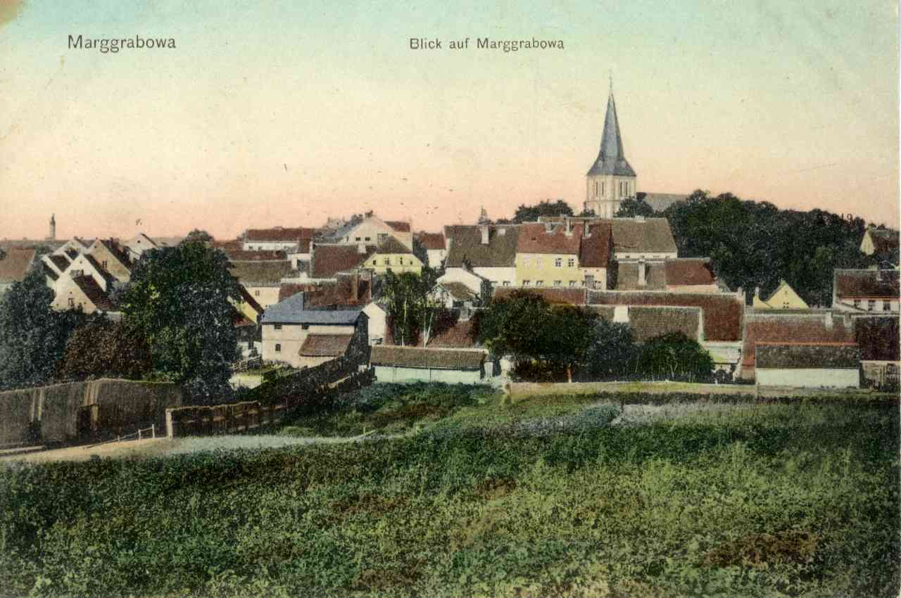 Panorama Olecka.