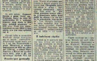Gazeta Białostocka o Olecku.