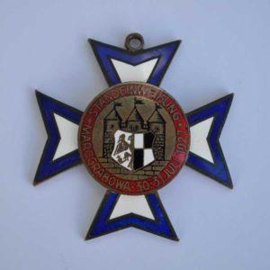 Medal za strzelectwo.