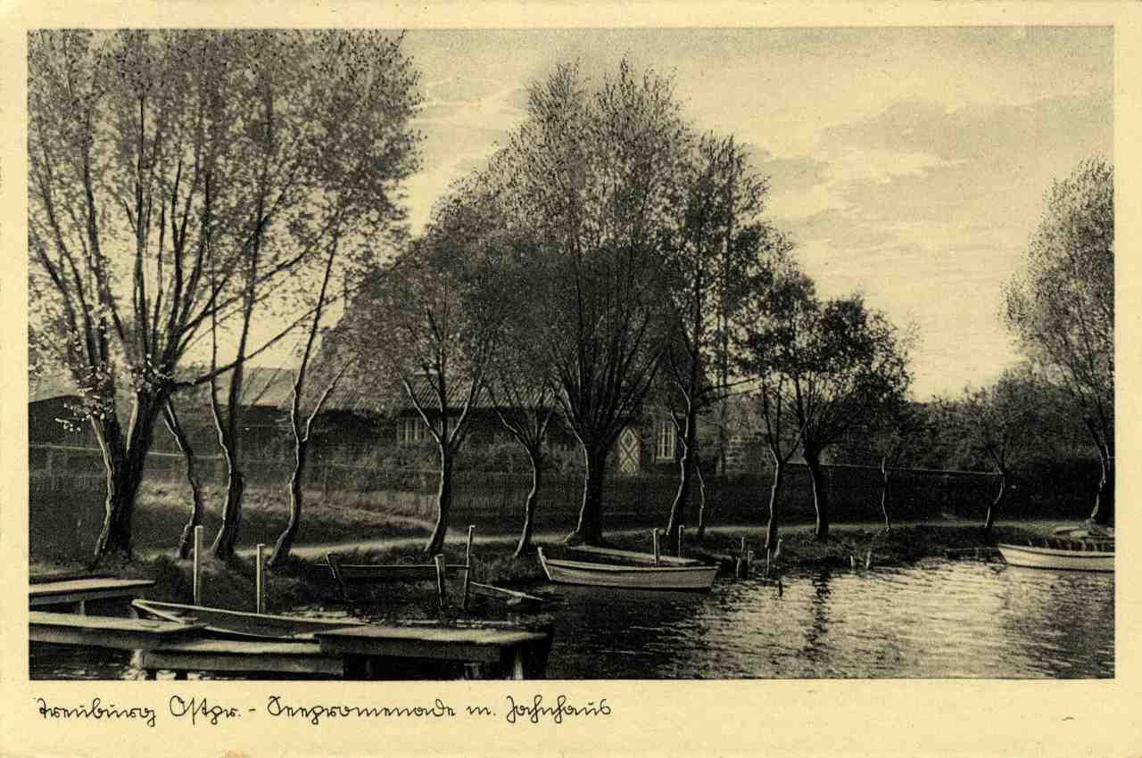 Chata Mazurska.