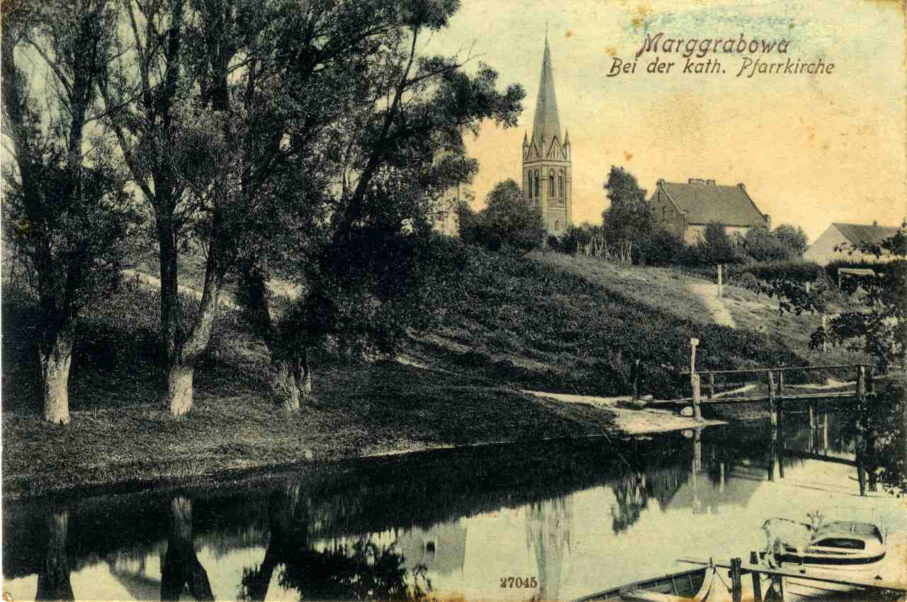 Nad rzeką Legą.