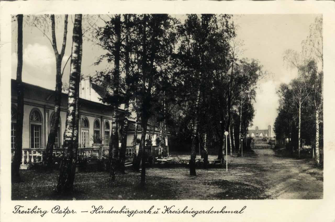 Park Hindenburga.