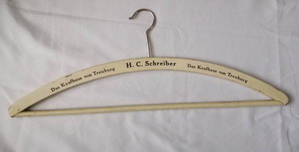 Wieszak Heinrich Christian Schreiber.